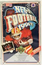 Upper Deck NFL Football 1991 Card Pack - Joe Montana - sealed new in packaging