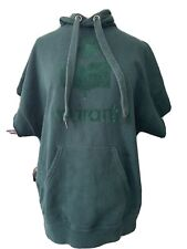 Isabel Marant Étoile Ladies Hooded Sweatshirt Top Green 36 XS S Oversized