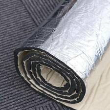 Heat Shield Mat For Automotive Hood Ceiling Noise Insulation Pad 10mm 60