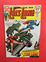 SUPERMAN'S GIRL FRIEND LOIS LANE #135 After Life of Lois Lane DC 1973 Fine