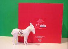Lenox Nativity China Jewels Donkey figurine New in Box First Quality