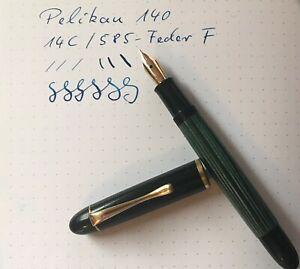 Füllfederhalter Pelikan 140 F-Feder