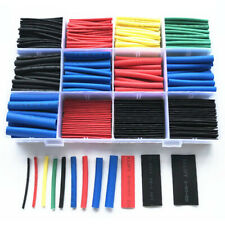 Cable Heat Shrink Tubing Sleeve Insulation Wire Wrap Tube 560pcs Assortments Set