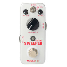 Mooer Sweeper Bass Dynamic envelope filter effect pedal bass &guitar True Bypass