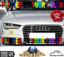 AUDI A7 14-16 RIGHT HEADLIGHT WASHER COVER CAP NEW GENUINE CHOOSE YOUR COLOR