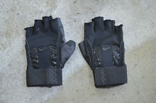 Nike Alpha Structure Weightlifting Fitness Lifting Training Dri-Fit Gloves Small