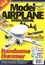Model Airplane International 52, Hasegawa E-2C Hawkeye Trumpeter E.E.Lightning