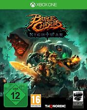 Battle Chasers - Nightwar       XBOX One        XB-One       !!!!! NEU+OVP !!!!!