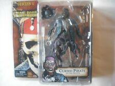 Neca Pirates Of The Caribbean Cursed Pirate Action Figure Rare