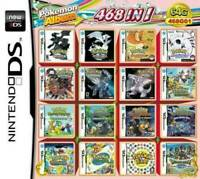 468 in 1 NDS Game Pack Pokemon Album Cartridge for Nintendo DS 2DS 3DS - Local
