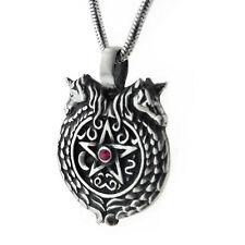 "Witch's Best Friend - Magical Unicorn Pentacle Pendant 20"" Necklace"