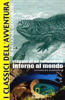 Viaggio di un naturalista intorno al mondodarwin charles scienza biologia nuovo