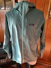 Patagonia Women's Stretch Rainshadow Jacket Size XL Beryl Green NWT!!