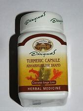 Turmeric Capsules  Curcumin Curcuma Longa Linn  95% Curcuminoid   Antioxidant