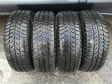 Two Pairs / Set of Uniroyal MS plus 6 - 185/65R14 tyres - 8,4 & 6,8 mm of treads
