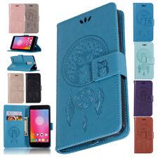 For Lenovo K8/K5 Note Flip Leather Case Card Holder Wallet Magnetic Stand Cover