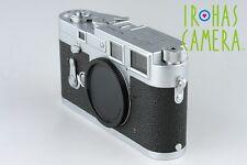 Leica M3 35mm Rangefinder Film Camera In Silver #9815D1
