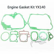Mini Cross Bikes YX140 Engine Gasket Kit For Chinese YX 140cc Pit Dirt Pitmotard