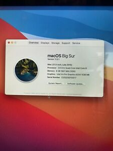 "Apple iMac 21.5"" A1418 Late 2015 i5 2.8GHz Logic Board Motherboard"