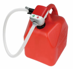 Battery Operated Pump with Auto Full Sensing