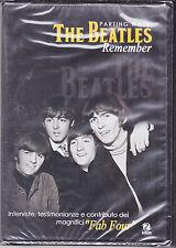 Dvd «THE BEATLES ♪ REMEMBER» nuovo sigillato