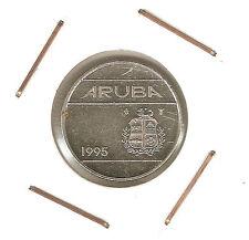 Aruba: 10 Cents 1995 XF