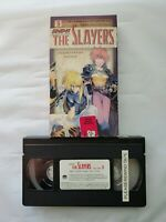 ANIME: THE SLAYERS V3 (1993--English Subtitled) VHS  ~D&D Comedy/Action~
