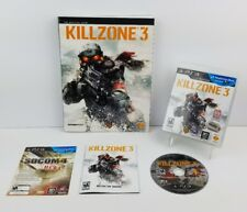 Killzone 3 ( PS3 Sony PlayStation 3, 2011) Complete Flawless w/Strategy Guide