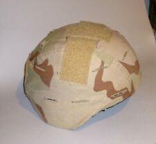 US DESERT MICH Helmabdeckung ( Helmet Cover ) Angepasst von SPECIAL FORCES, MED.