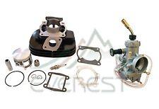 Cylinder Top End For Yamaha YFS200 Blaster 200 Piston Rings Gasket W/ Carburetor