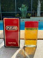 CAPUCCI PUNJAB EAU DE TOILETTE 100 ml - 3.4 Fl. Oz. NEW - VERY RARE  VINTAGE