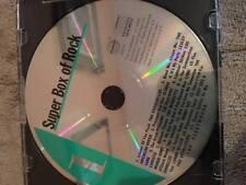 Super Box of Rock Vol. 1  CD Dominion 1992 Various Artists