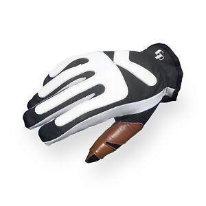 Vintage Hallman GP Style Motocross Gloves Reign VMX MX Motocross Enduro Trials