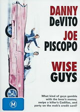 Wise Guys - Comedy / Thriller / Adventure - Danny DeVito, Joe Piscopo - NEW DVD