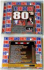 One And Only 80´s - Bonnie Bianco, Toto, Bros... CD OVP