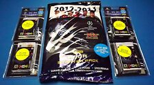 Panini Adrenalyn Champions League 2012/13 Starter pack + 4 Limited blister OVP
