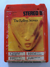 THE ROLLING STONES Goat's head soup - Stereo 8  track 1973 Made in Italy rare