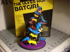 THE SILVER AGE BATGIRL DC DIRECT MINI  BUST BATMAN