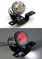 Rear Light Old Style with White LED, Easyriders, For Harley - Davidson