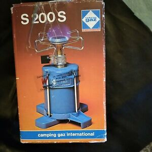 Camping Gaz S200S Butane Backpacking Stove New in Box