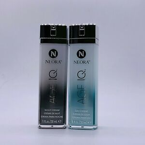 NEW Neora Age IQ Night & Day Creams Powerful Clinical Proven Results *FREE POST