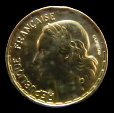 BELLE PIECE ANCIENNE MARIANNE ET COQ 1952 50 FRANCS