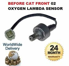 FOR SUZUKI GRAND VITARA 1.6 2005--> PRE FRONT CAT UPPER 02 OXYGEN LAMBDA SENSOR