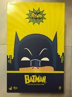 Hot Toys MMS 218 Batman 1966 Classic TV Batman Adam West 12 in Action Figure USE