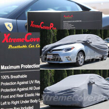 2017 2018 2019 TOYOTA COROLLA IM BREATHABLE CAR COVER W/MIRROR POCKET - GREY