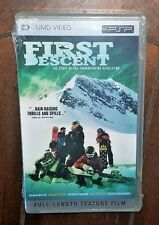 First Descent (UMD-Movie, 2006) Free Shipping!