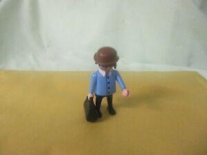 Playmobil- 1 x  Reisender mit Tasche