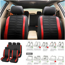 Universal Protectors 3MM Sponge & Polyester Seat Covers For Car Truck SUV Van