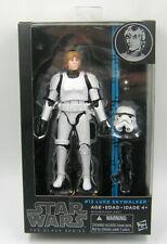 """Star Wars Black Series 6"""" Inch #12 Luke Skywalker Stormtrooper Disguise"""