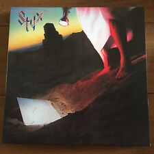 "Styx - Cornerstone  12"" Vinyl Lp"